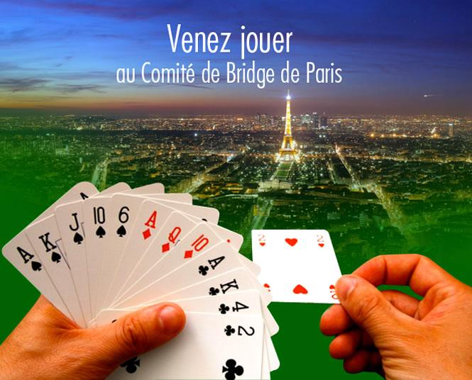 Comité de Paris de la Fédération Française de Bridge